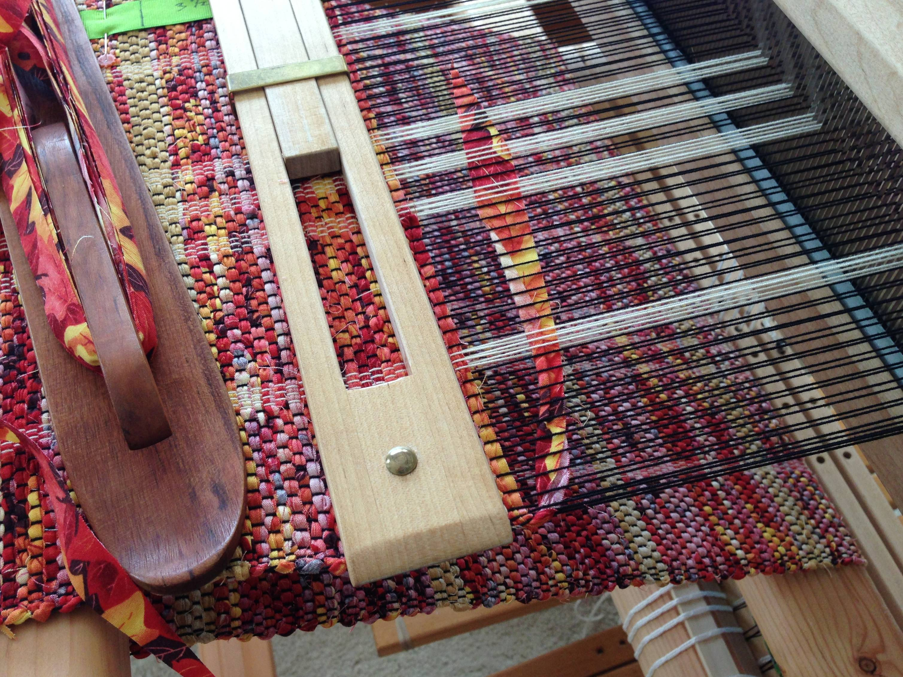 Lovely Quiet Friday Cutest Loom Ever Warped For Good