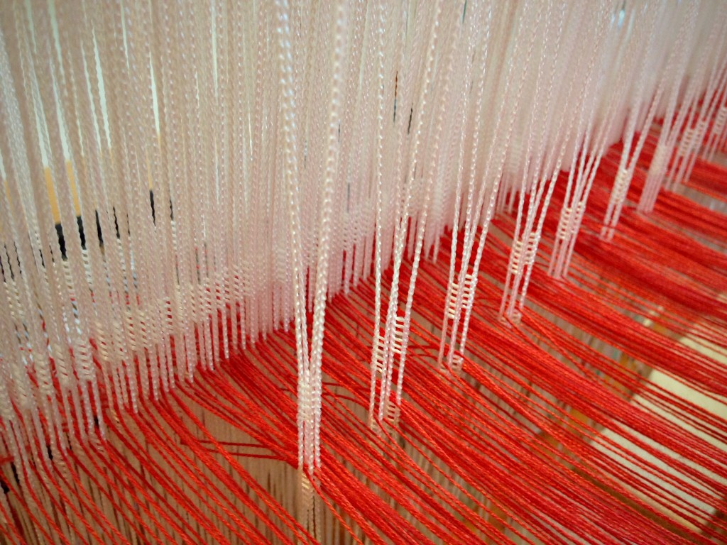 Every thread is ready. Let the weaving begin!