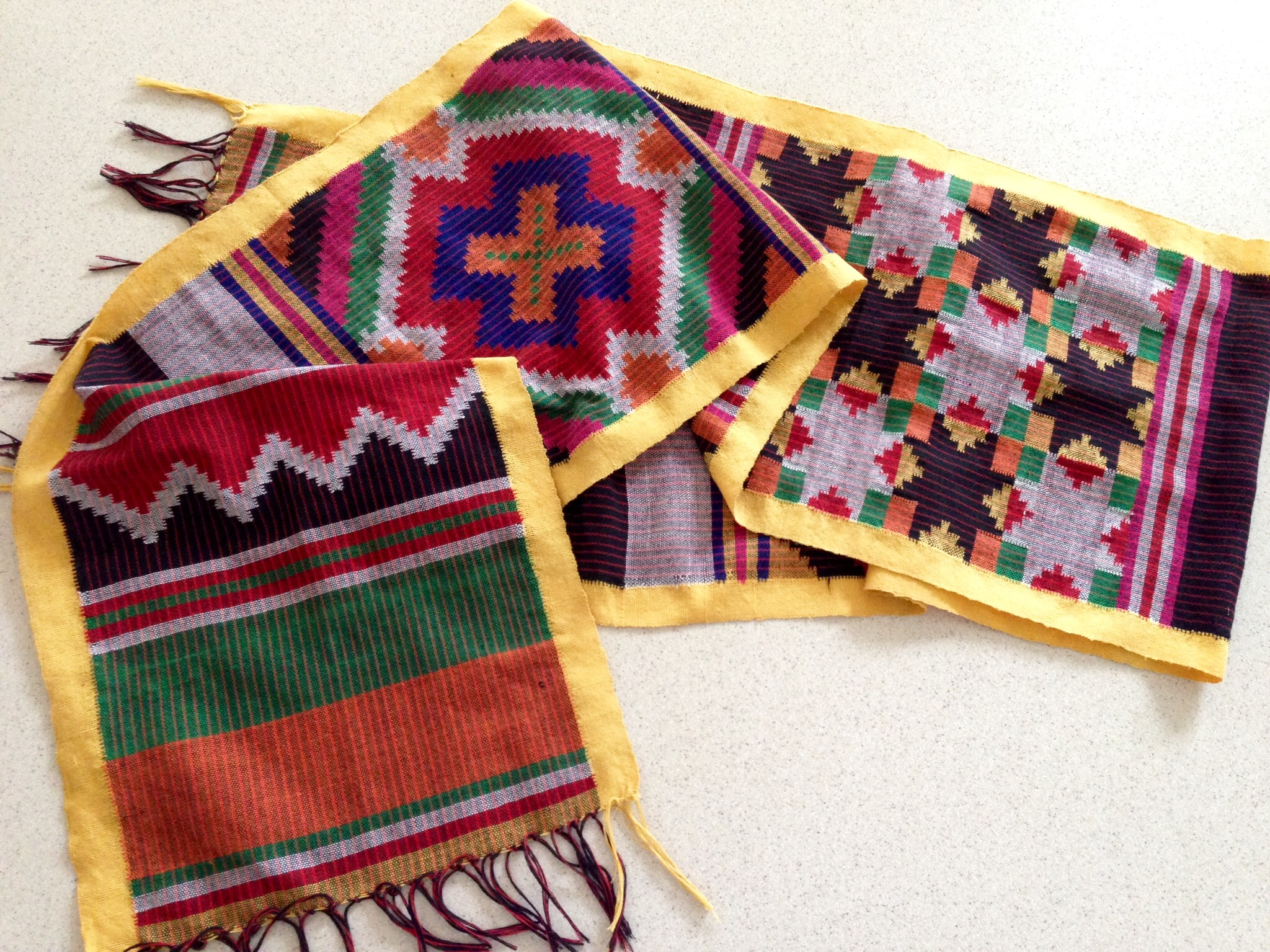 Textiles From The Philippines Warped For Good