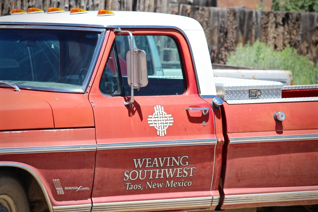 Weaving Southwest in New Mexico