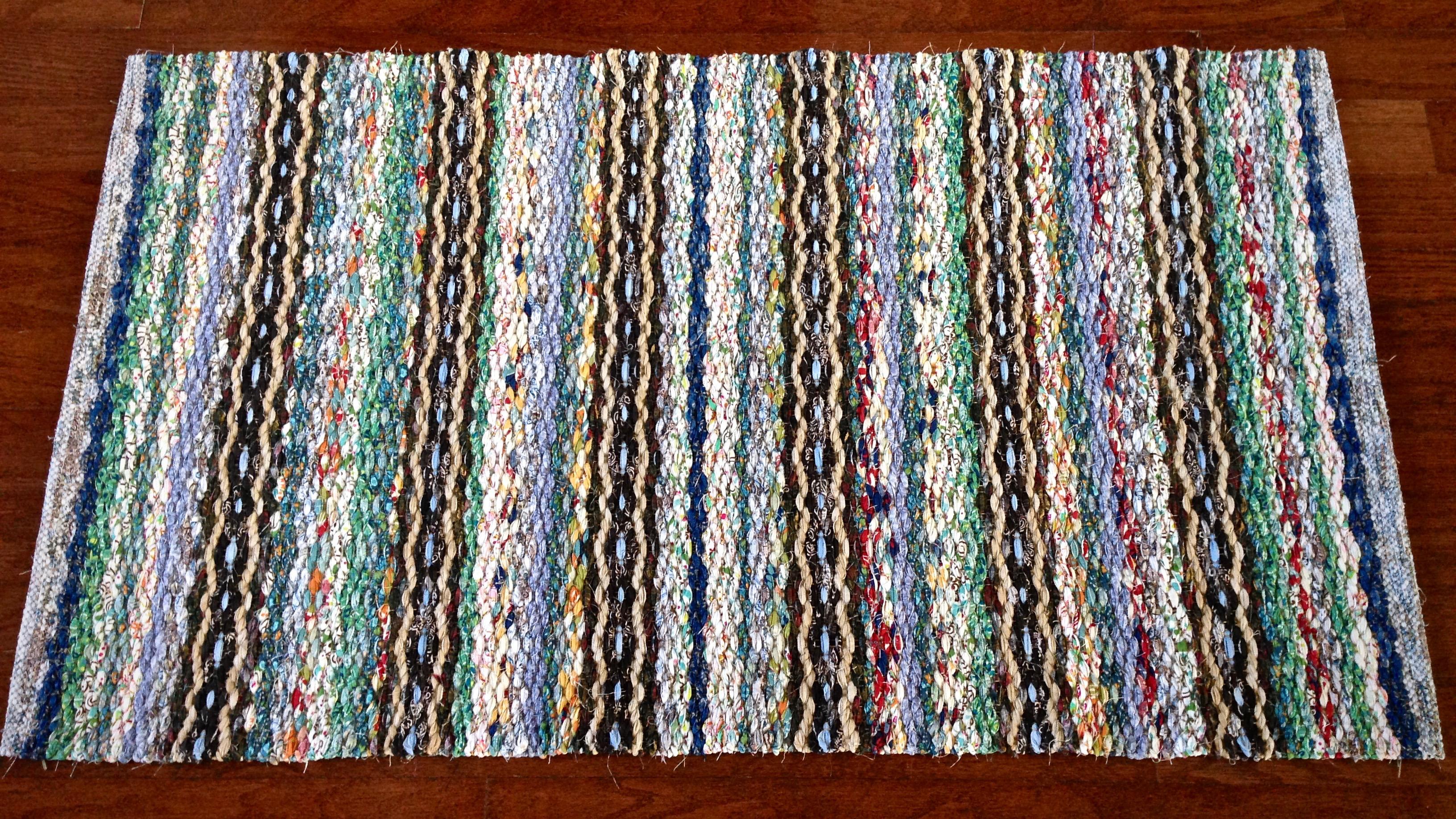 Rag Rug Weaving Patterns Rugs Ideas