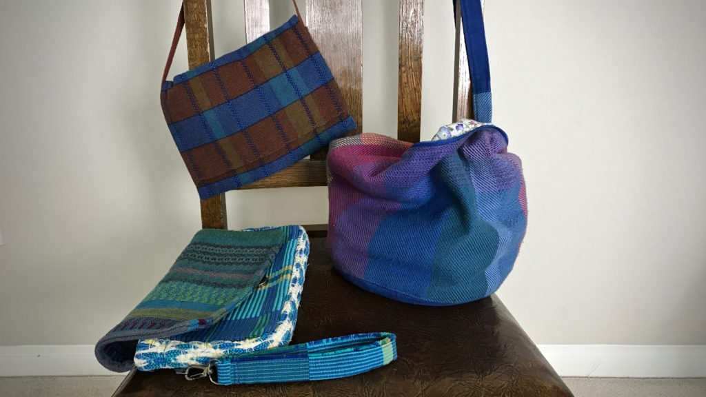 Favorite handwoven handbags! Karen Isenhower