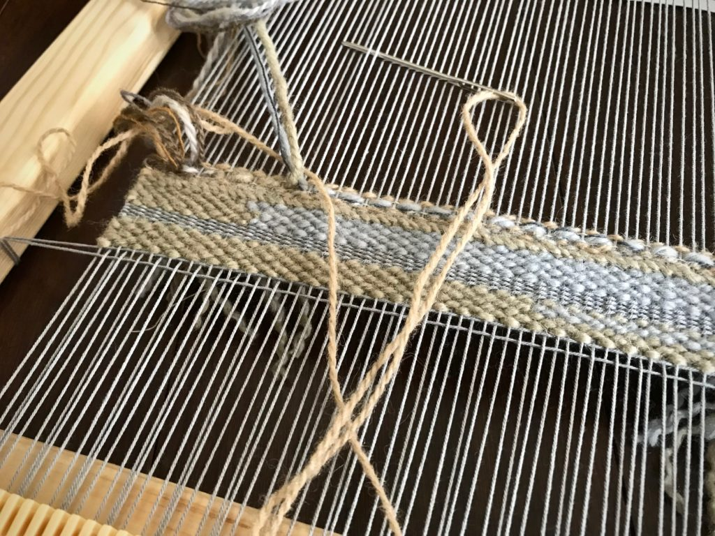 Tapestry frame